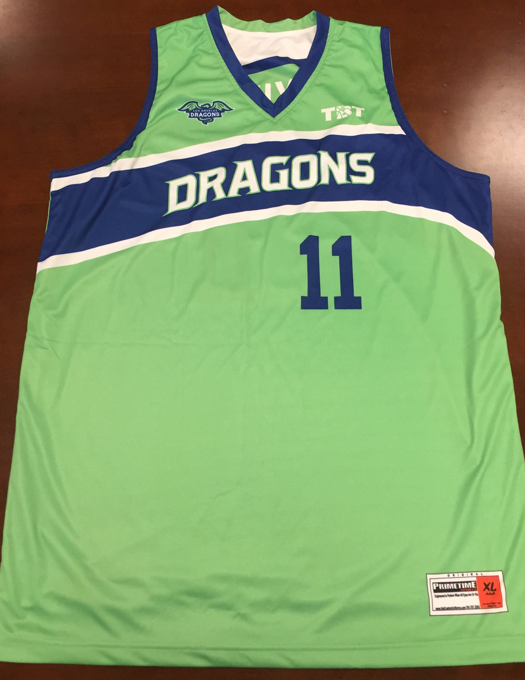 Los Angeles Dragons - 2015 Official Team Uniform (Jersey & Shorts sold separately)