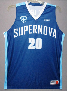 Supernova (Villanova University Alumni) - 2017 Official Team Jersey (Blue)