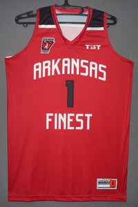 Arkansas (EBL) Finest - 2016 Official Team Jersey