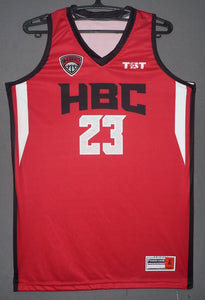 HBC - 2016 Official Team Jersey