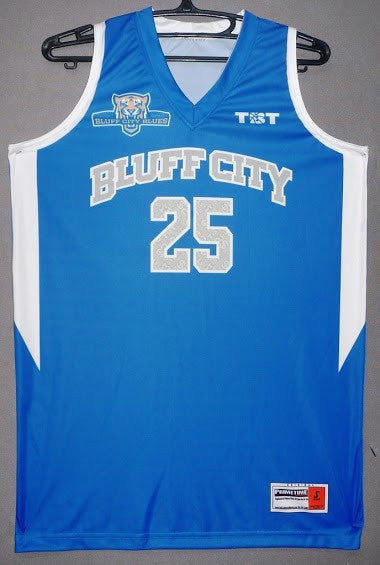 Bluff City Blues - 2016 Official Team Jersey