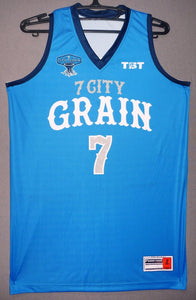 7 City Grain - 2016 Official Team Jersey
