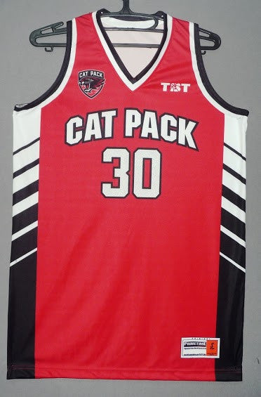 Cat Pack - 2016 Official Team Jersey