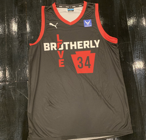Brotherly Love Official Jersey - 2020