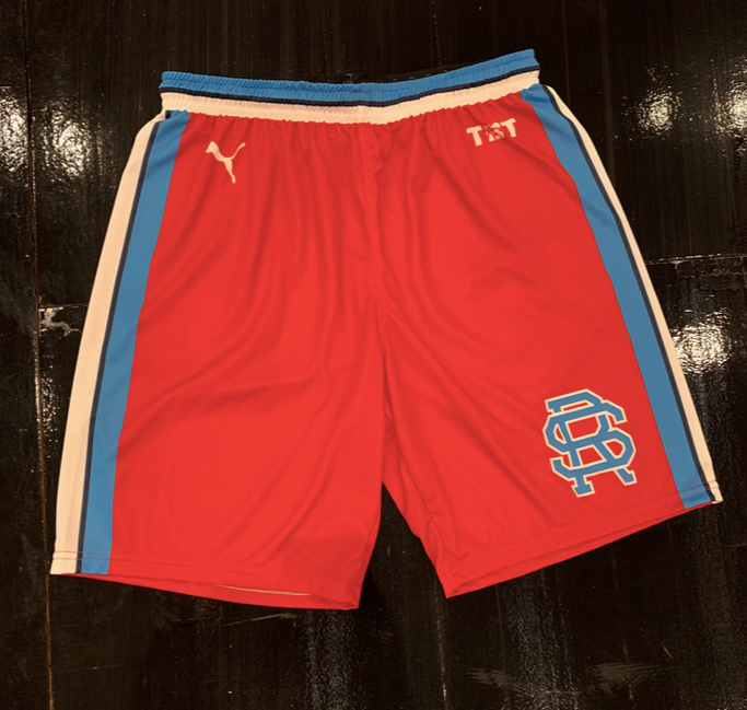 Red Scare Official Shorts - 2020