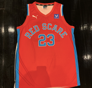 Red Scare Official Jersey - 2020