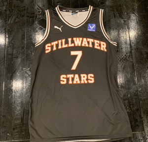 Stillwater Stars Official Jersey - 2020