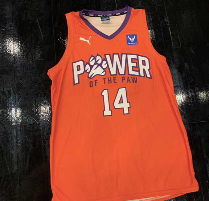 Power of the Paw Official Jersey - 2020
