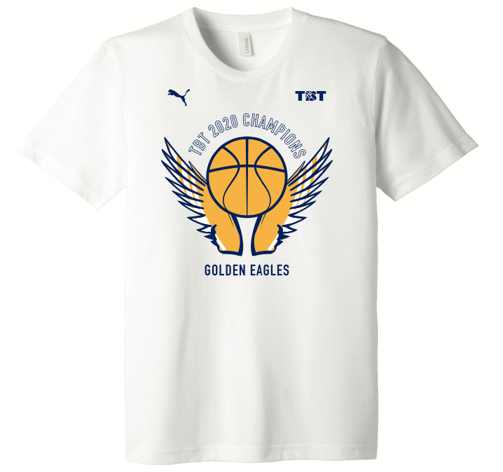 2020 Champions Tee - Golden Eagles
