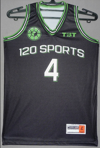 120 Sports - 2016 Official Team Jersey