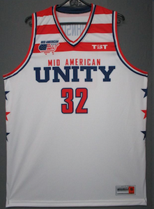 Mid American Unity - 2017 Official Team Jersey