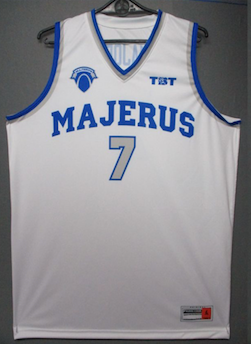 Majerus Slu Crew (Saint Louis University Alumni) - 2017 Official Team Jersey