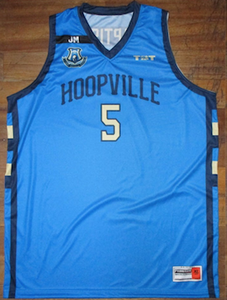 IL Hoopville Warriors - 2017 Official Team Jersey
