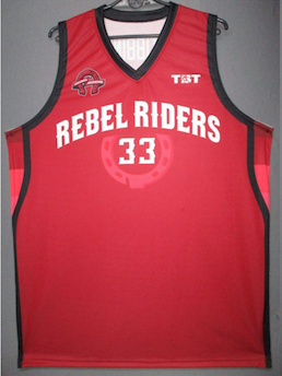 Rebel Riders (Rider University Alumni) - 2017 Official Team Jersey
