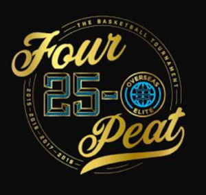 Overseas Elite 4 Peat T-shirt