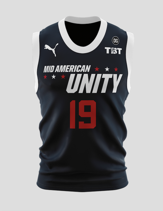 Mid-American Unity Official Jersey