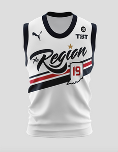 The Region Official Jersey