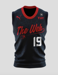 The Web Official Jersey