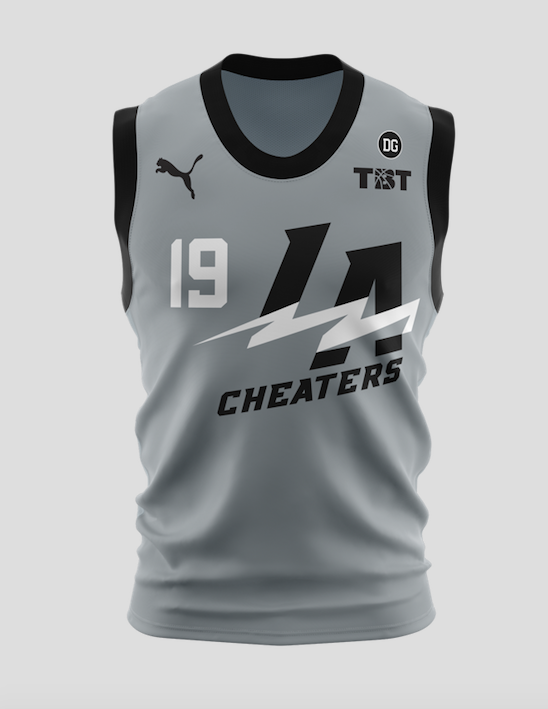 LA Cheaters Official Jersey