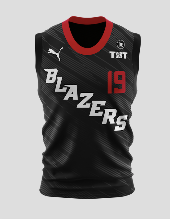 CitiTeam Blazers Official Jersey