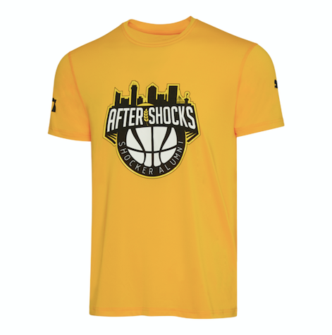 Aftershocks (Wichita State Alumni) - Training Tee