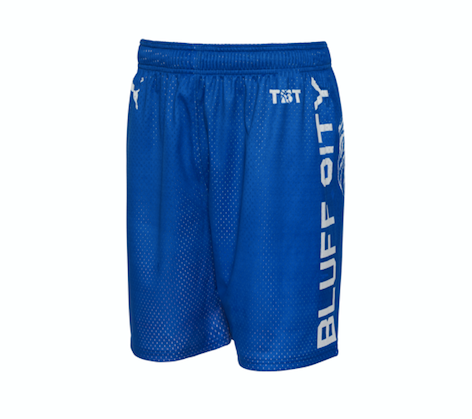 Bluff City (Memphis Alumni) - Retro Shorts