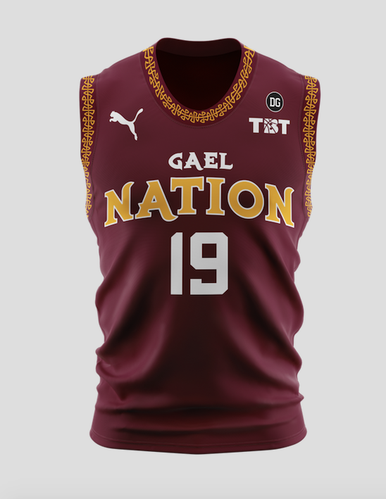 Gael Nation Official Jersey