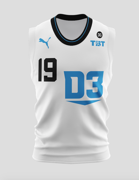 We are D3 Official Jersey