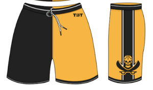 Broad Street Brawlers Official Shorts