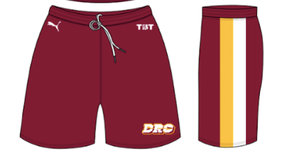 Team DRC Official Shorts