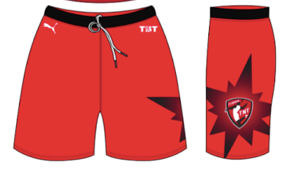 Florida TNT Official Shorts