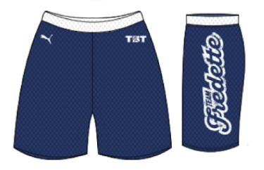 Team Fredette Official Shorts