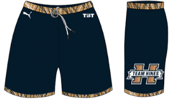 Team Hines Official Shorts