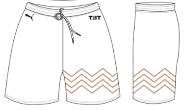 Jackson TN Official Shorts