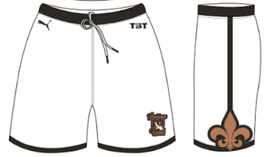 Louisiana United Official Shorts