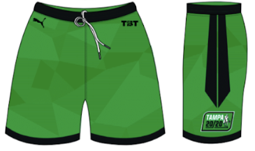 Tampa 20/20 Official Shorts