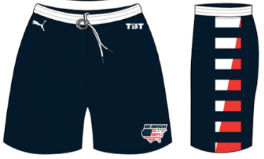 Mid-American Unity Official Shorts
