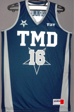 TMD - 2016 Official Team Jersey