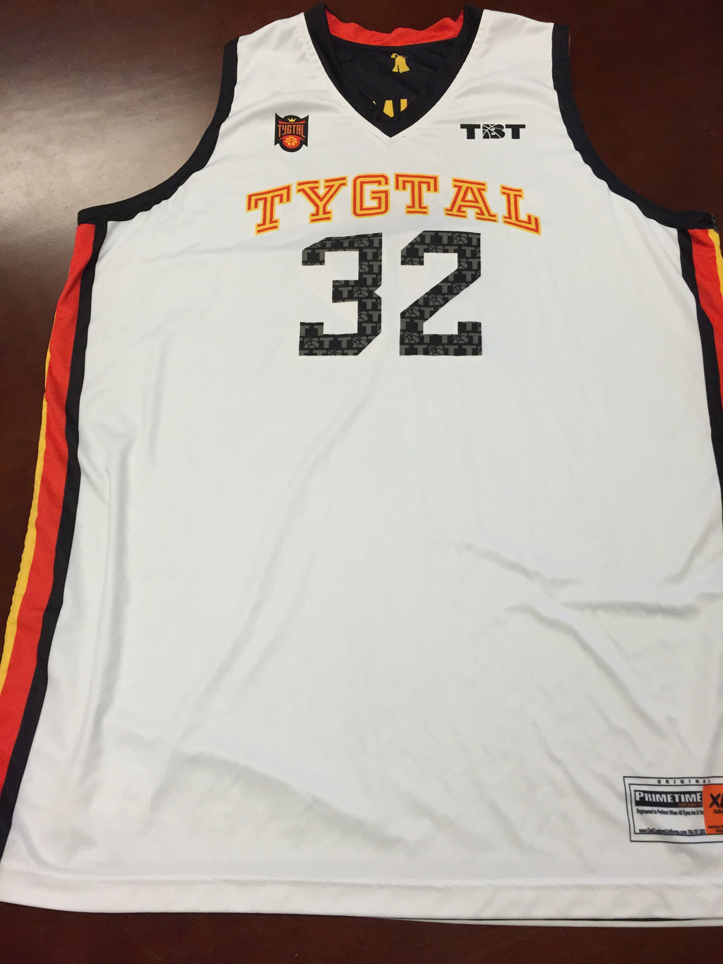 TYGTAL - 2014 Official Team Jersey (XL)