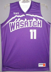 The Wasatch Front (Weber State Alumni) - 2017 Official Team Jersey