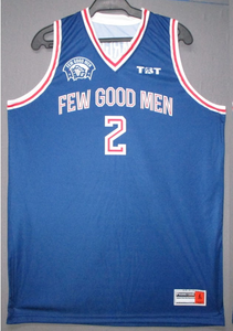 Few Good Men (Gonzaga University Alumni) - 2017 Official Team Jersey (Blue)