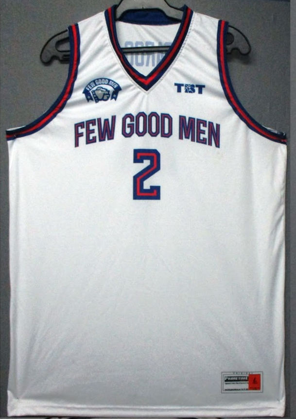 Few Good Men (Gonzaga University Alumni) - 2017 Official Team Jersey (White)