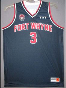 Fort Wayne Champs - 2017 Official Team Jersey (Navy)