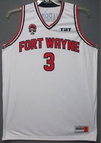 Fort Wayne Champs - 2017 Official Team Jersey (White)
