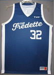 Team Fredette - 2017 Official Team Jersey (Blue)