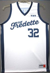 Team Fredette - 2017 Official Team Jersey (White)