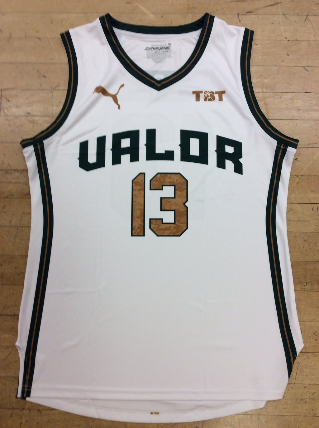 Utah Valor - 2018 Official Jersey