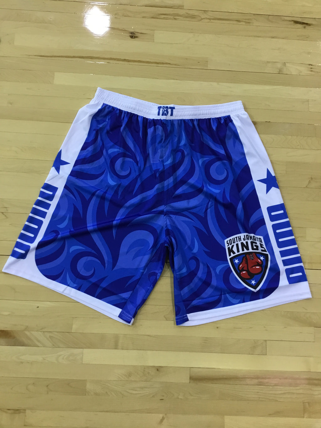 South Jamaica Kings - 2018 Official Team Shorts