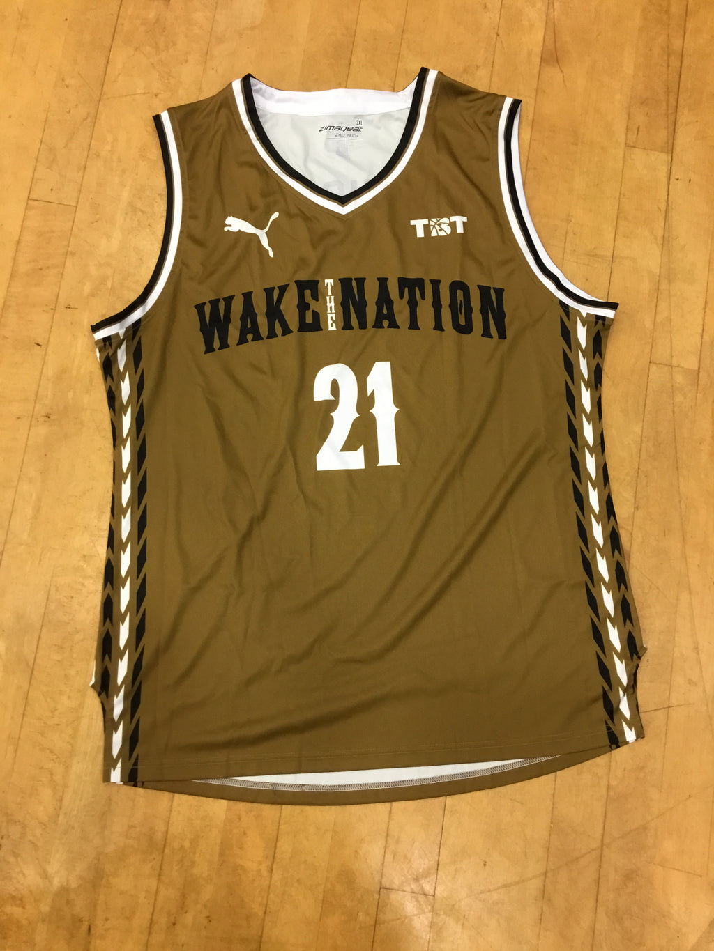 Wake the Nation - 2018 Official Jersey