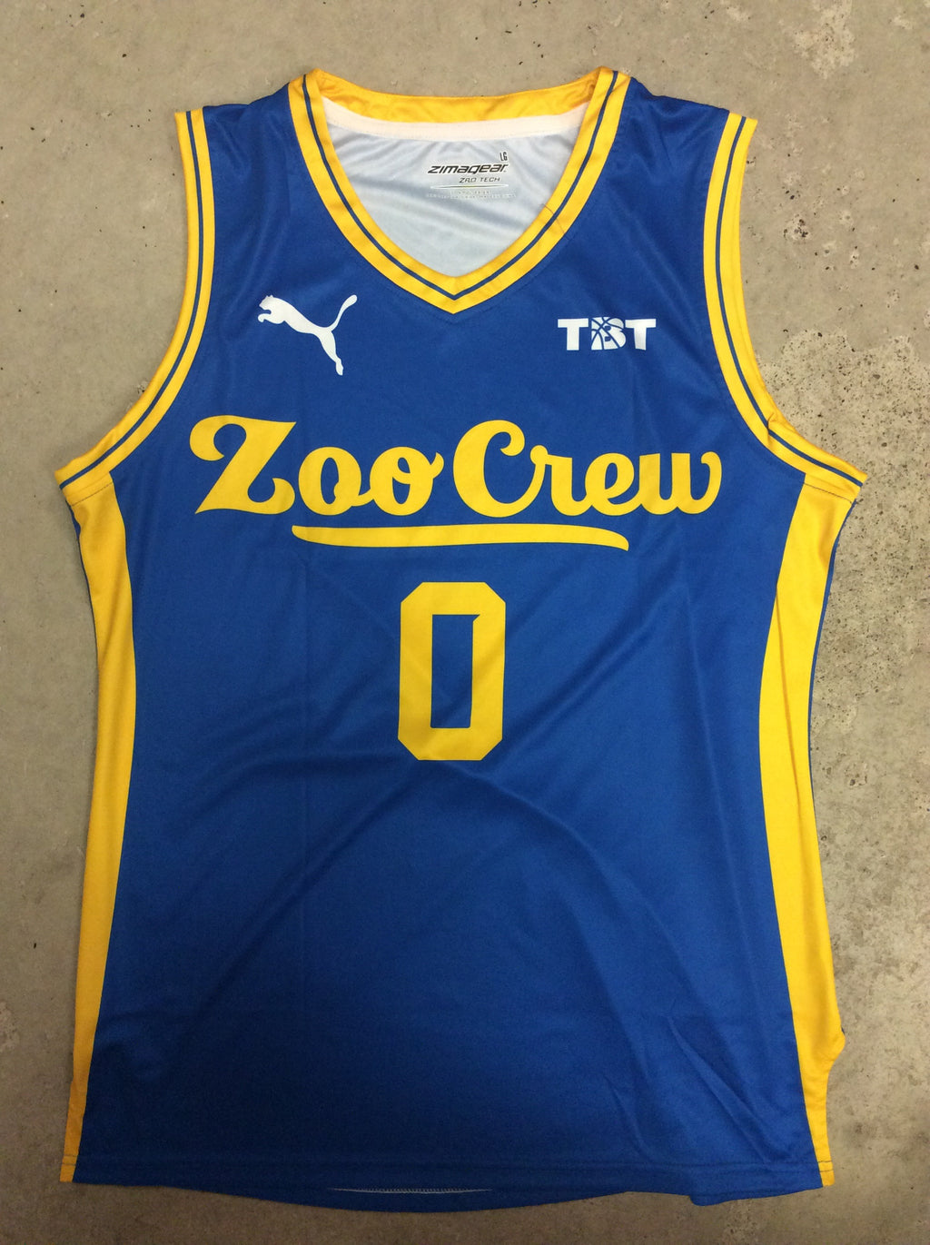 Zoo Crew - 2018 Official Jersey